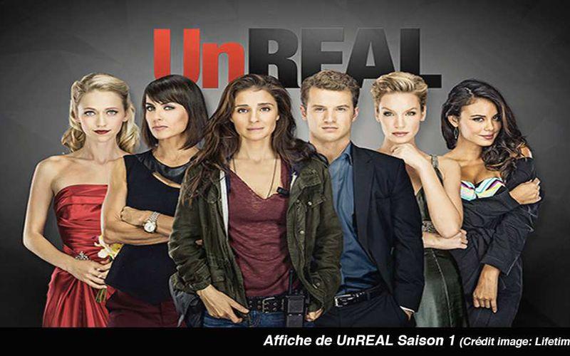UnREAL Saison 1, la série impitoyable sur la télé réalité