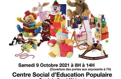 Une bourse aux jouets et aux livres le 9 octobre à Méricourt