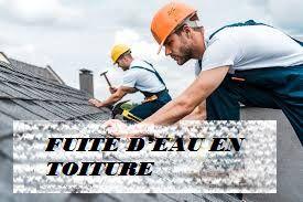 Comment détecter une fuite d'eau sur un toit ?