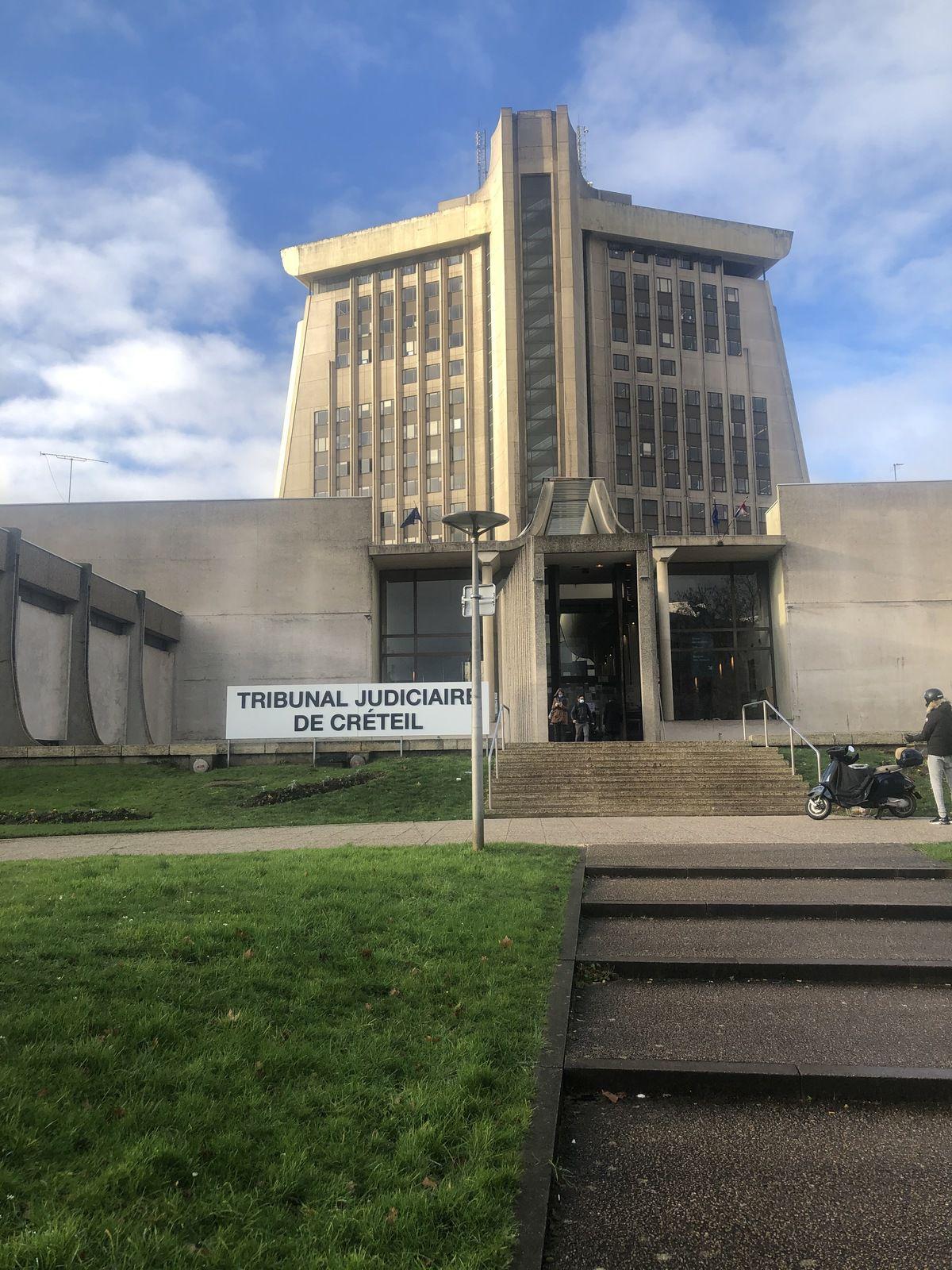 tribunal judiciaire de CRETEIL