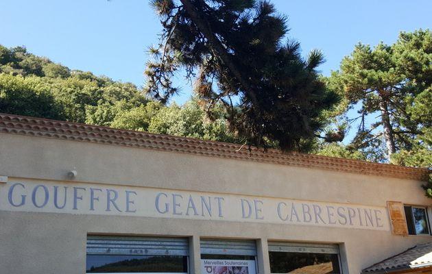 Le gigantesque gouffre de Cabrespine (11)