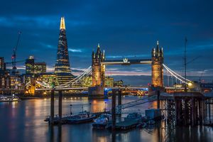 9 PHOTOS INCROYABLES DE LONDRES