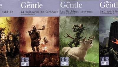 Le livre de Cendres : une superbe uchronie en 4 tomes