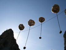 Installation - Pierres de Lune (08/2011) Mourèze