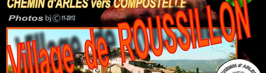Chemin d'Arles vers Compostelle - 7 éme jour - GR 653 E - mise à jour 2021