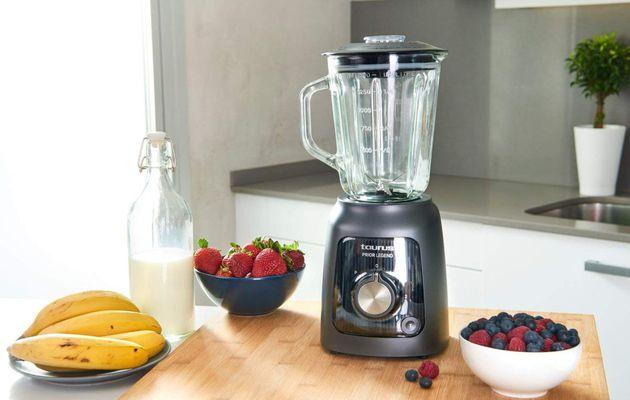 las mejores batidoras de vaso para hacer batidos, cremas,  gazpachos y smoothies