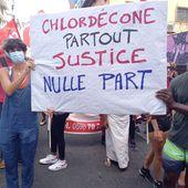 Des milliers de manifestants dans les rues de Fort-de-France contre la prescription du dossier chlordécone ! - Ça n'empêche pas Nicolas