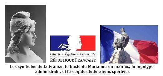 Petite chronique de l'Histoire (8): les symboles de la France
