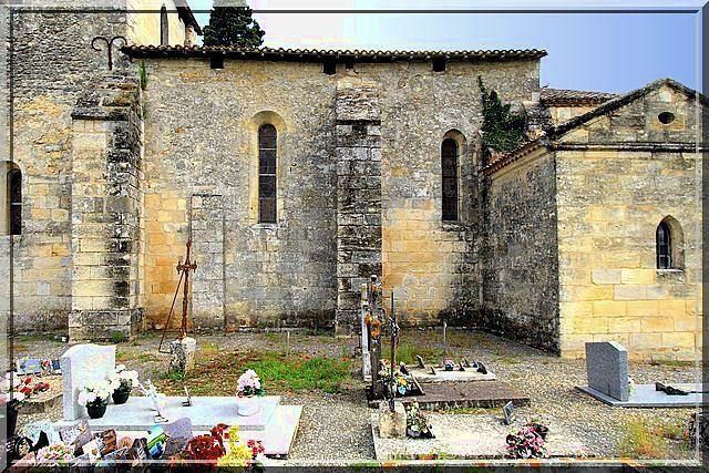 Diaporama église de Tayac
