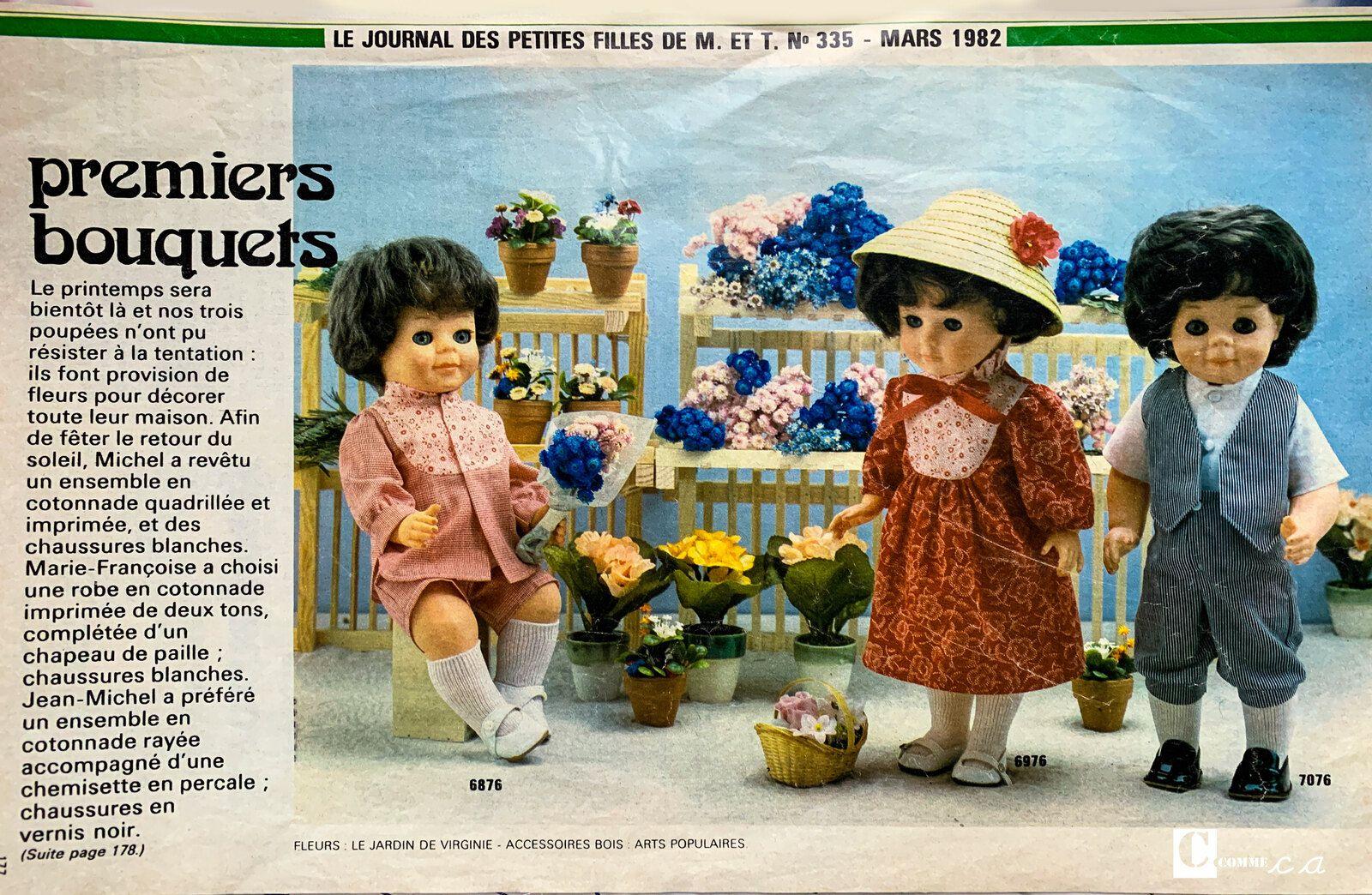 Modes & Travaux • Mars 1982