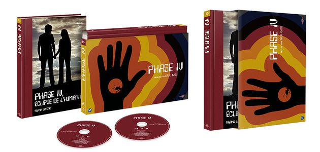 """PHASE IV"" DE SAUL BASS, COFFRET ULTRA COLLECTOR #15"