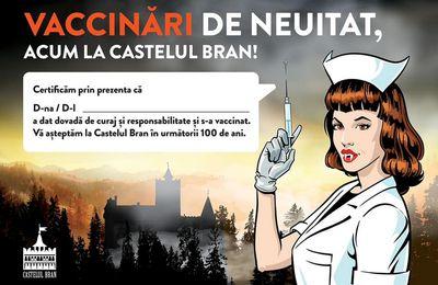 ¿Debemos reír o llorar? El castillo de Drácula en Transilvania ofrecerá dosis de Pfizer contra el Covid-19 a todos los turistas
