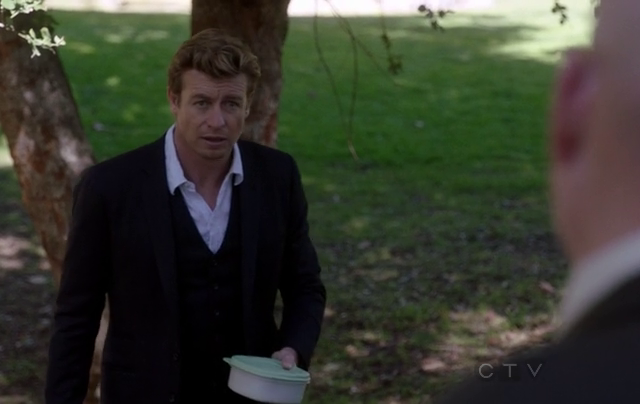 Critiques Séries : The Mentalist. Saison 5. Episode 21. Red and Itchy.