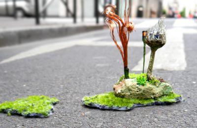 Art Urbain : monde d'après