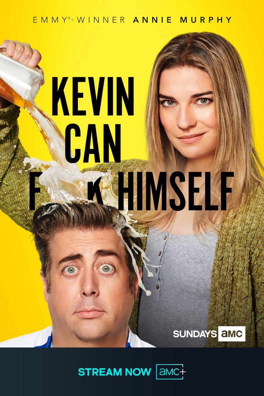 Kevin Can F**k Himself (Saison 1, 8 épisodes) : les déboires d'une femme de sitcom