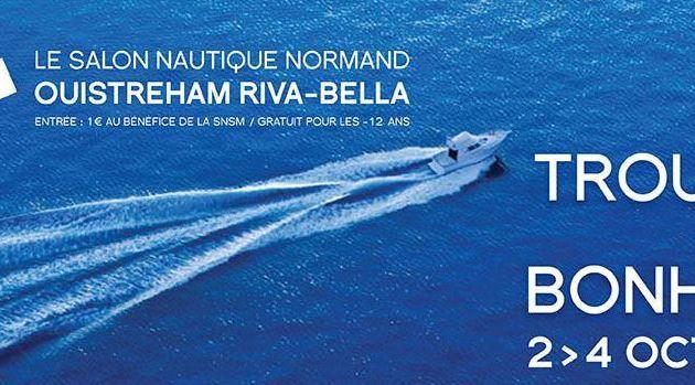 Normandy Boat Show - les bateaux en vedette à Ouistreham, du 2 au 4 octobre