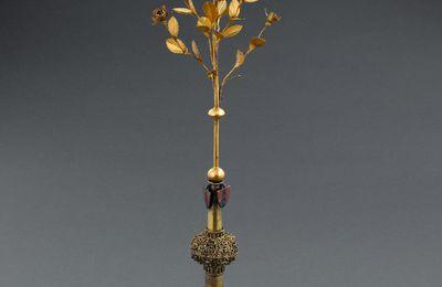 La rose d'or de Bâle : trésor du Musée de Cluny