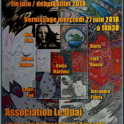 Vernissage - Expo Multi-Artiste