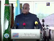 Nzwamba - Report du rapatriement des reliques de Lumumba en janvier 2022