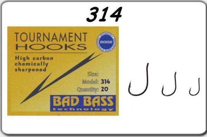 promotion  de la semaine hamecons bad bass 10€...