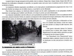 60ème anniversaire de la Libération d'Algrange - 1944-2004