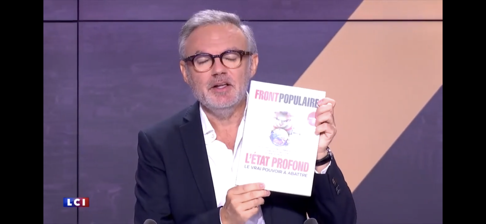 Michel Onfray - Brunet Direct (LCI) - 17.09.2020