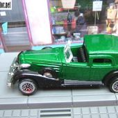 35 CLASSIC CADDY CADILLAC 1935 HOT WHEELS 1/64 - car-collector.net