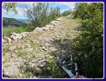 Ardèche du sud en VTT