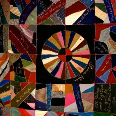 "Exposition de "" Commemorative quilts"""