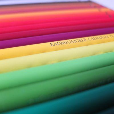 A vos crayons de couleur !