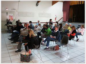 Saint André les Alpes: Roberte Simon quitte son poste de Présidente de l'ADMR