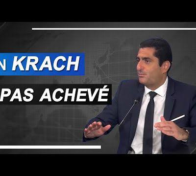 Marc Touati : le krach boursier n'est pas achevé