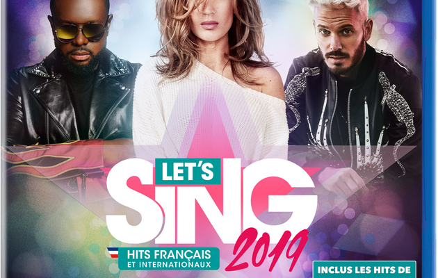 [TEST] LET'S SING 2019 HITS FRANCAIS ET INTERNATIONAUX PS4 : la version du jeu de chant la plus aboutie