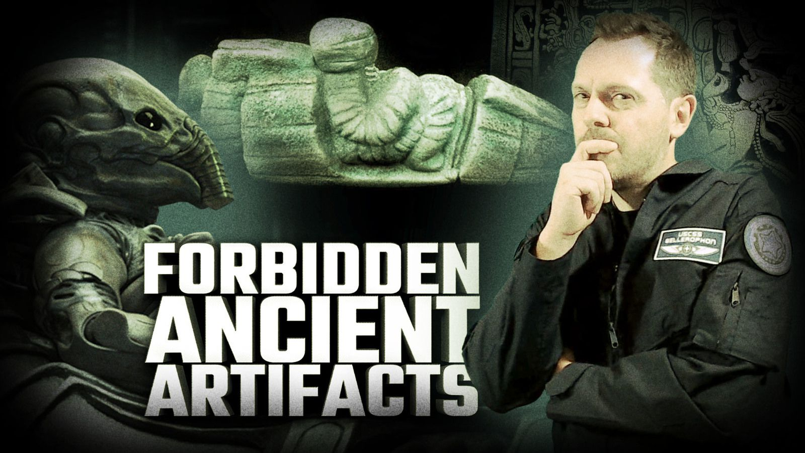 👽 Forbidden Ancient Artifacts Depicting Highly Advanced Spaceships