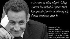 Inventaire Sarkozy, ni quitus, ni excuses