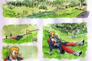 Le dormeur du val - Arthur Rimbaud - CM1-CM2