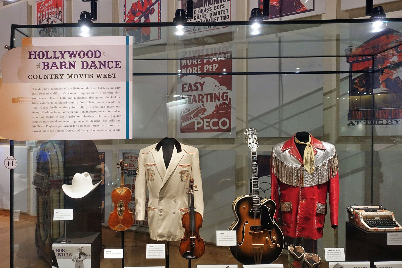 Nashville Country Music Museum Hall of fame