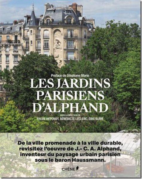 Les jardins parisiens Alphand