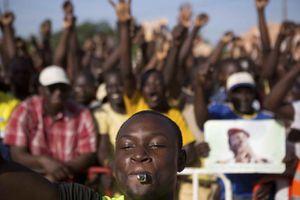 rfi - Burkina Faso: mobilisation massive contre la révision constitutionnelle