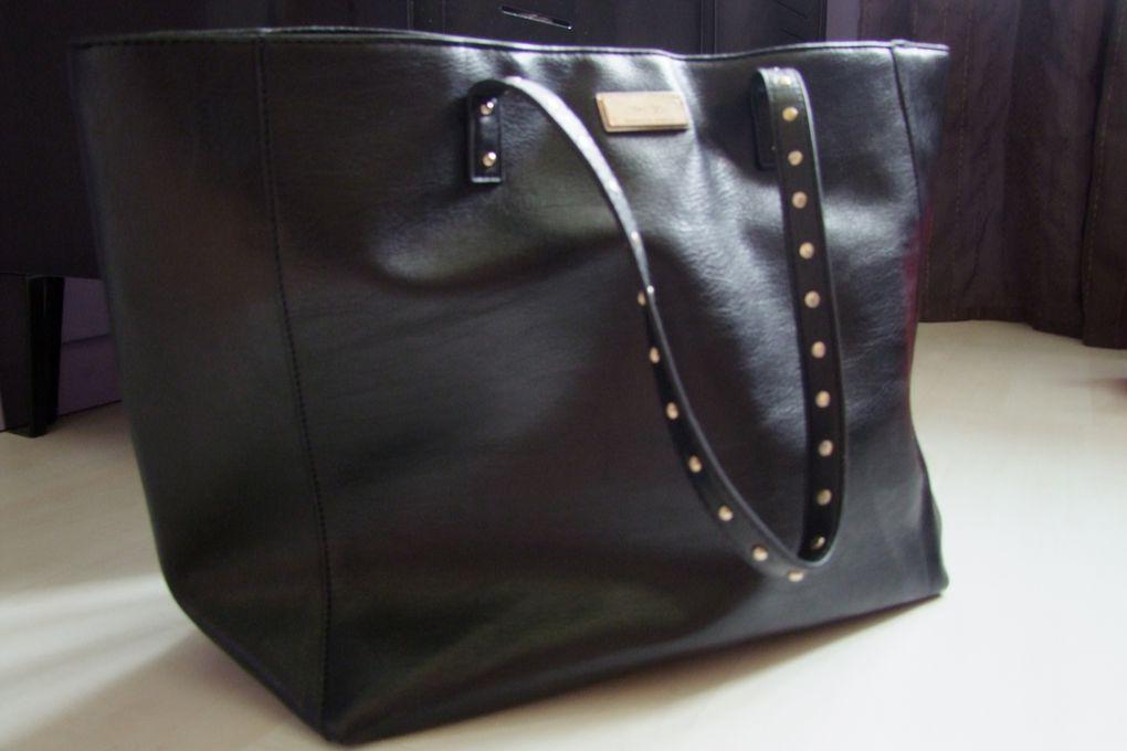 ♥ Back to school ♥: Mon sac, ma trousse, mon agenda et ses pages déjà customiser. ♥