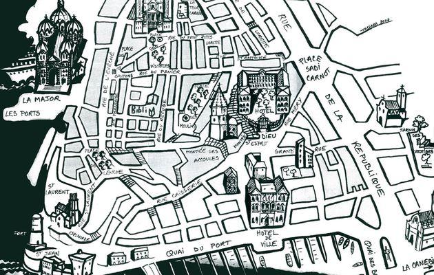 Promenades urbaines au Panier
