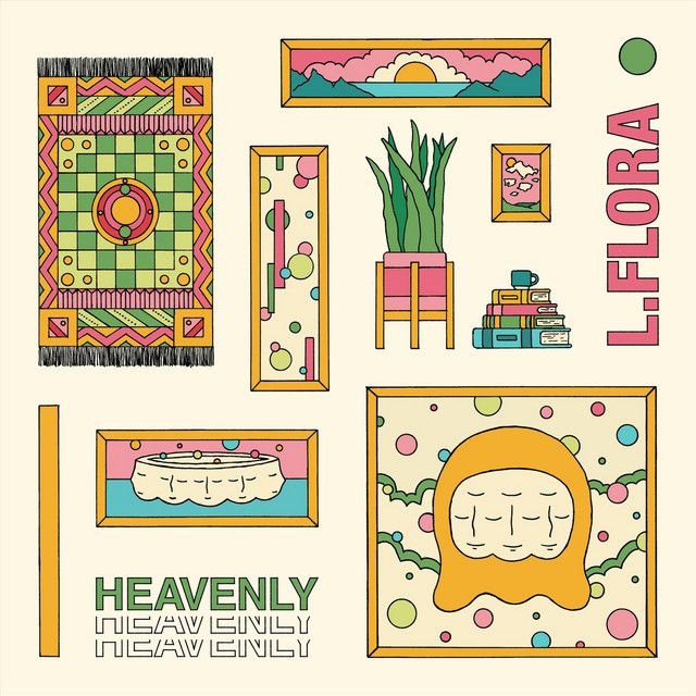 L. Flora - EP - Heavenly!
