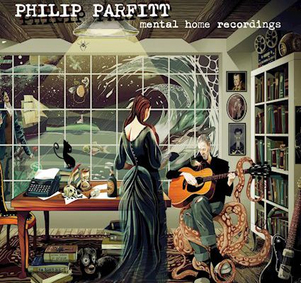 💿 Philip Parfitt - Mental Home Recordings