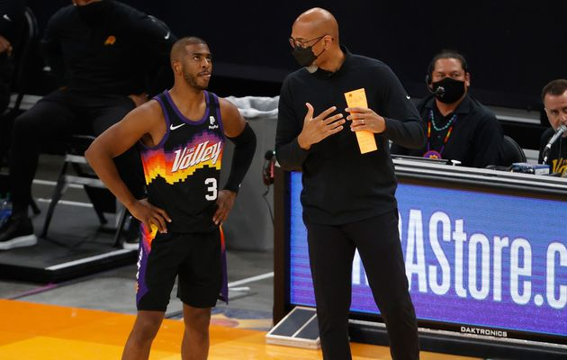Monty Williams honoré par ses pairs