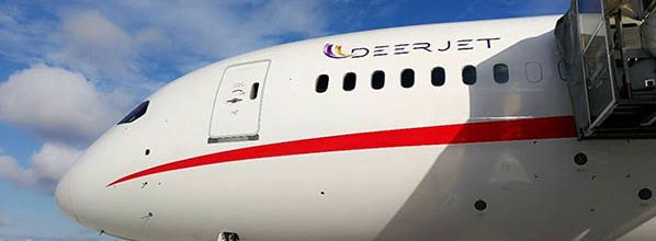 Deer Jet with the 787 Dream Jet Makes its Perfect Appearance in Paris