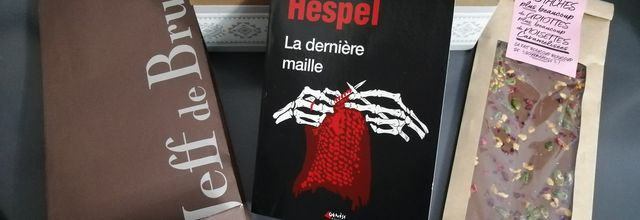 LA DERNIERE MAILLE de Patricia Hespel