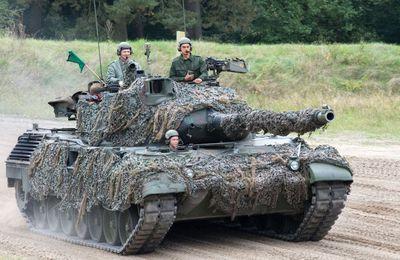 L'armée belge a envisagé la réintroduction d'une capacité chars mais Bruxelles n'a pas donné suite au projet