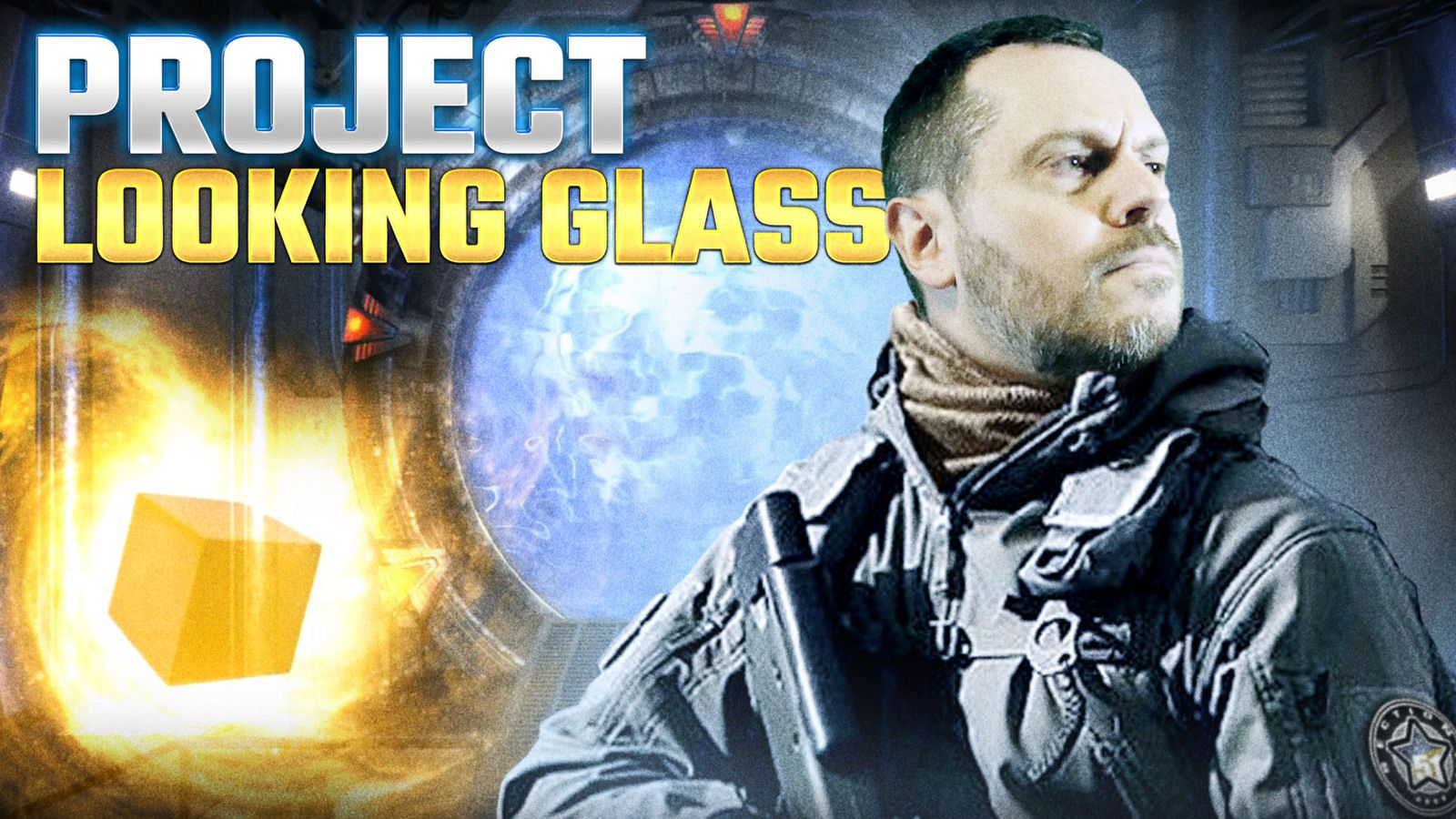 "🔴 LIVE : PROJECT ""LOOKING GLASS"" and Yellow Cube... STARGATE in AREA 51 ?"