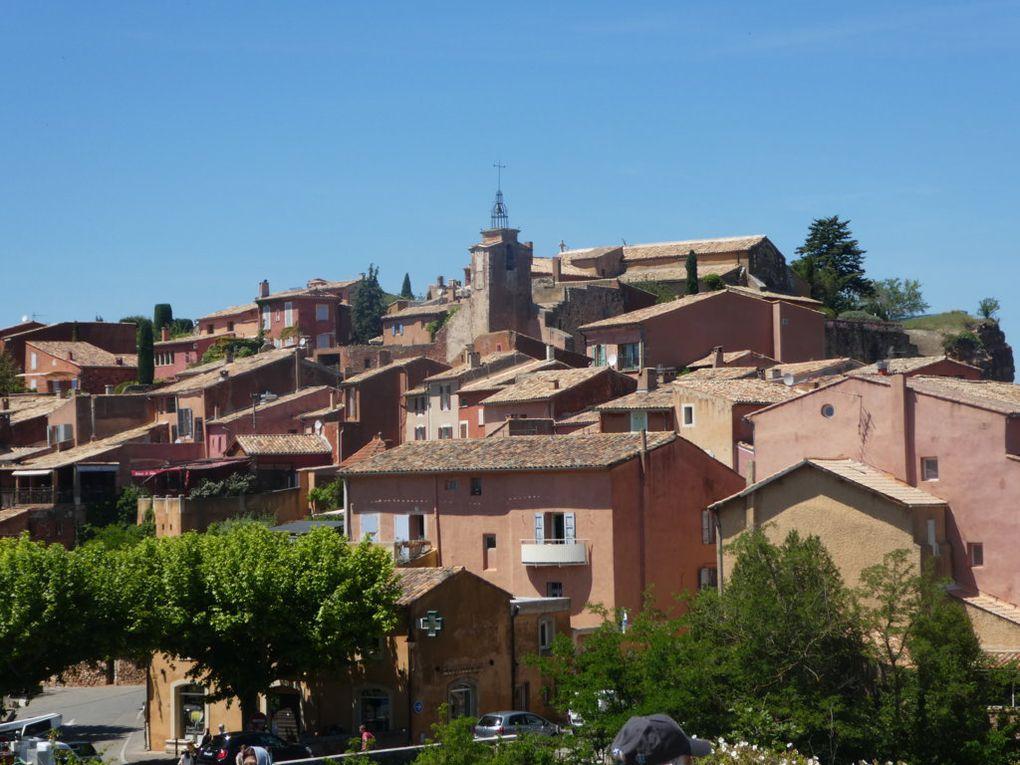 Rando Découverte Roussillon 15 mai 2017