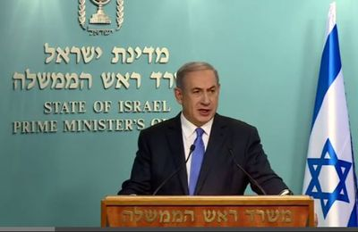 Traductions intégrales des déclarations de Benjamin Netanyahou suite à l'accord avec l'Iran